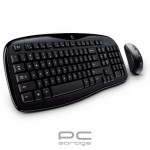 Kit tastatura + mouse Logitech Wireless Desktop