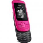 Nokia 2220 slide pink