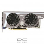 Placa video MSI GeForce GTX