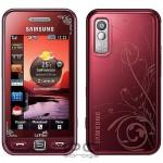 Telefon Samsung S5230 Red LaFleur
