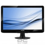 Monitor LCD Philips 18.5 inch 5 ms Negru lucios