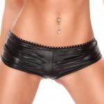 Pantaloni scurti Sexy Black