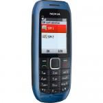 Telefon mobil Nokia C1-00 dualsim blue