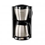 Cafetiera Philips HD7546, 15 cesti, anti-picurare, negru