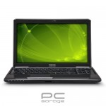 Discount Laptop Toshiba Satellite Core i3 370M 2.4GHz Grey - PcGarage