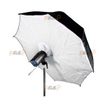 Umbrela tip SoftBox 80cm / reflexie spate