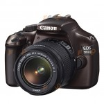 Canon EOS 1100D kit 18-55mm f/3.5-5.6 IS II - maro