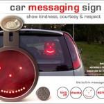 Cadouri haioase - Emoticon de masina
