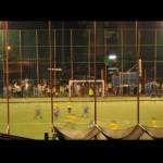 Inchirierea unui teren de fotbal
