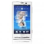 Telefon Mobil Sony Ericsson Xperia X10 White
