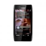 Telefon mobil Nokia X7 Dark Steel