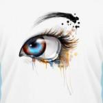 Tricou personalizat - The Eye
