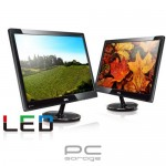 Monitor LED BenQ V2320H 23 inch 2 ms GTG wide glossy black