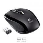 Mouse Logitech VX Nano Cordless Laser black