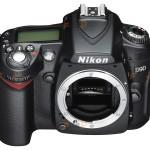 Nikon D90 body - 12.3 MPx