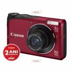 Canon Powershot A2200 rosu