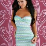 Rochie Mexton Starlight Green