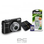 Camera digitala Nikon CoolPix L23 black
