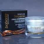 Crema antirid de 50 ml cu venin de sarpe