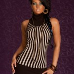Rochie Pretty Star Brown