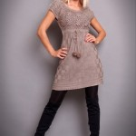 Rochie Sweet Kiss Brown