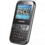 Telefon mobil Samsung C3222 Chat black