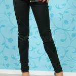 Pantaloni Fofy Signature Black