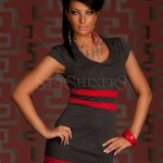 Rochie Sweet Emotion Grey