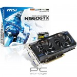 Placa video MSI GeForce GTX 560 1GB DDR5