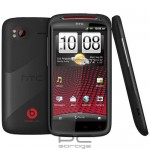 Telefon mobil HTC Sensation XE black