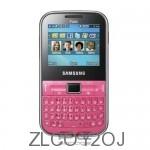 Telefon mobil Samsung C3222 Chat pink