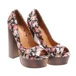 pantofi de dama negri