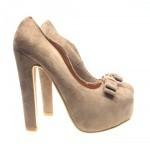 Pantofi dama bej Ego