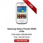 samsung galaxy pocket s5300 alb