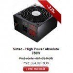 sirtec high power absolute 750w
