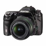 Aparat foto Pentax K-5 II+SMC