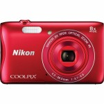 Aparat foto Nikon Coolpix S3700