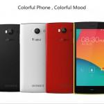 Smartphone iNew V1
