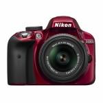 Aparat foto Nikon D3300 kit 18-55mm