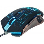 Mouse gaming Marvo G906 Black