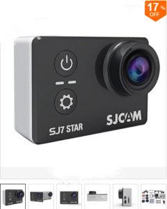 camera video sport SJCAM SJ7
