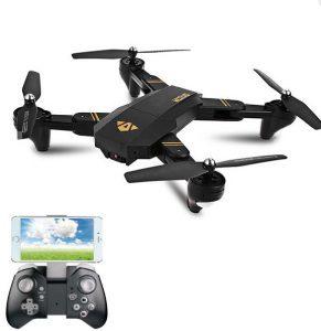 drona fpv XS809HW