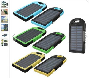 incarcator telefon baterie solara