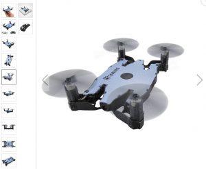 drona selfie HD 720P