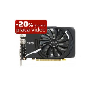 Placa video MSI GeForce GTX 1050