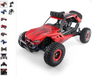 masinuta off-road JJRC Q46 1/12 crawler