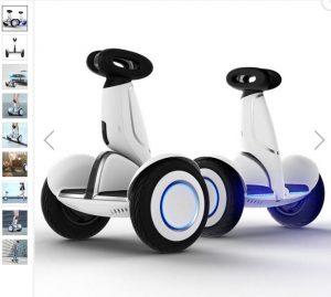 xiaomi ninebot plus - segway mini 2 cel mai bun pret: 2460 lei - transport gratis