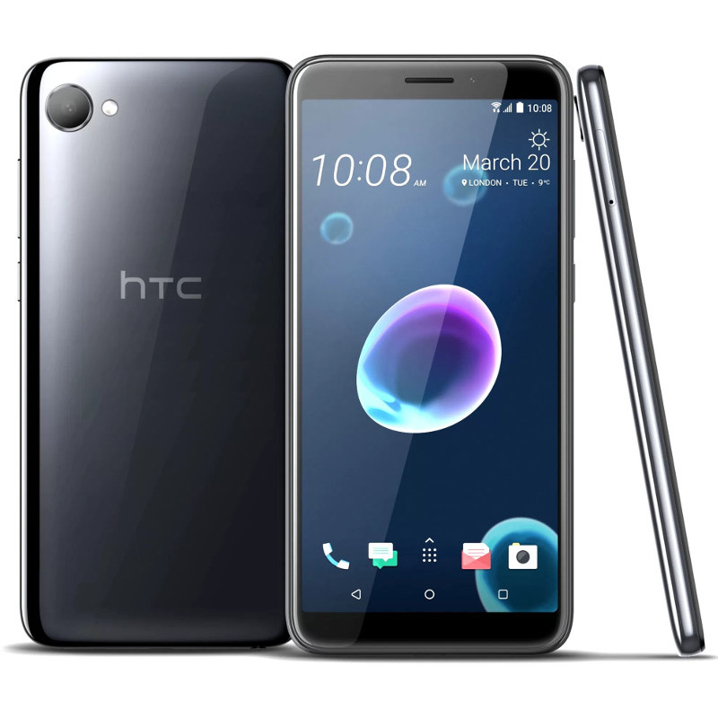 Smartphone HTC Desire 12, Ecran HD+ 18:9, Quad Core, 32GB
