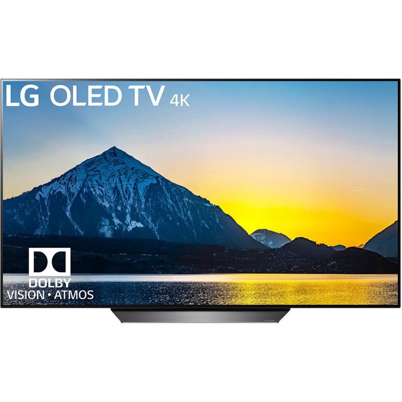 Televizor LED LG Smart TV OLED55B8PLA Seria B8PLA 139cm