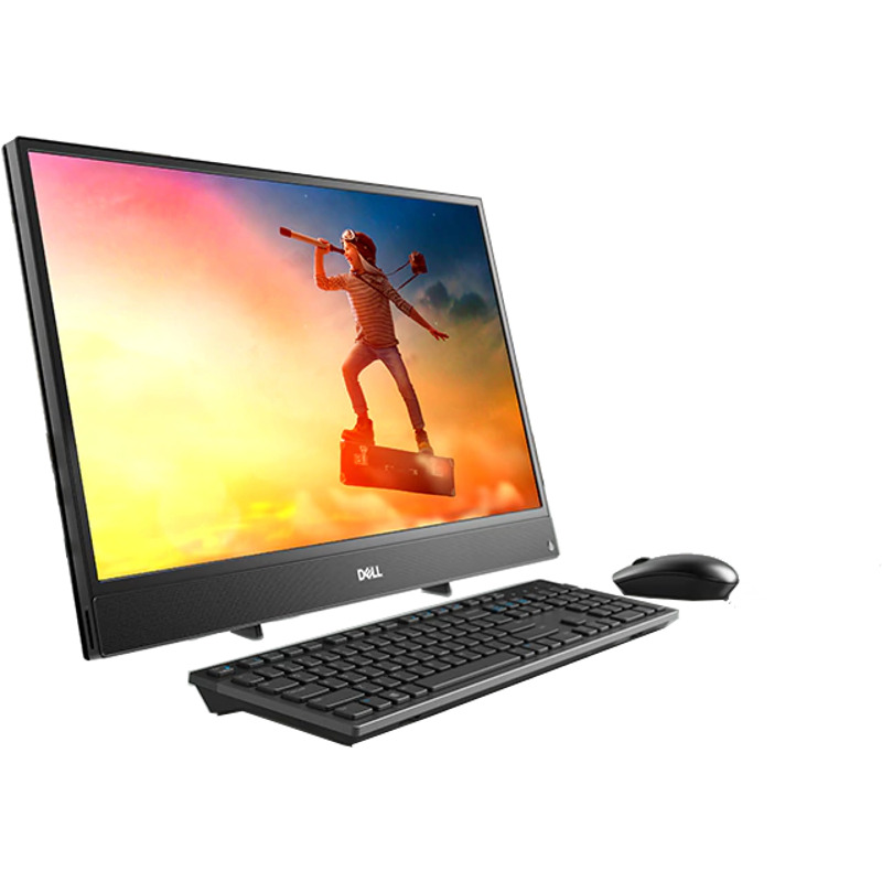 "Sistem All-In-One DELL 23.8"" Inspiron 3477, FHD Touch IPS, Procesor Intel Core i5"